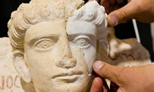 3D-tisk v arheologiji in paleontologiji