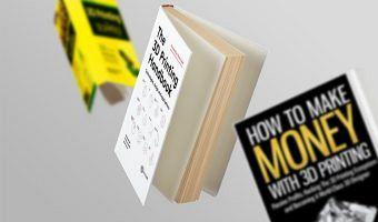 Knjige o 3D-tisku, ki jih morate prebrati še letos