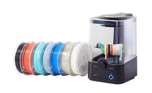 Material za 3D-tisk; spletna trgovina filamentov.