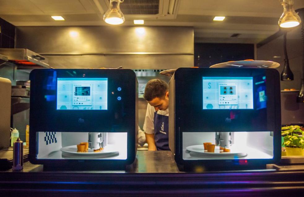 3D-tisk hrane.