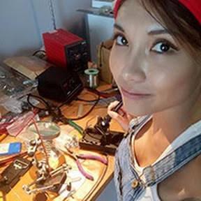 Naomi »SexyCyborg« Wu stereotipi ženske v 3D-tisku