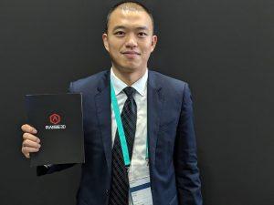 predsednik uprave Raise3D Edward Feng fleksibilna proizvodnja aditivna proizvodnja 3d-tisk