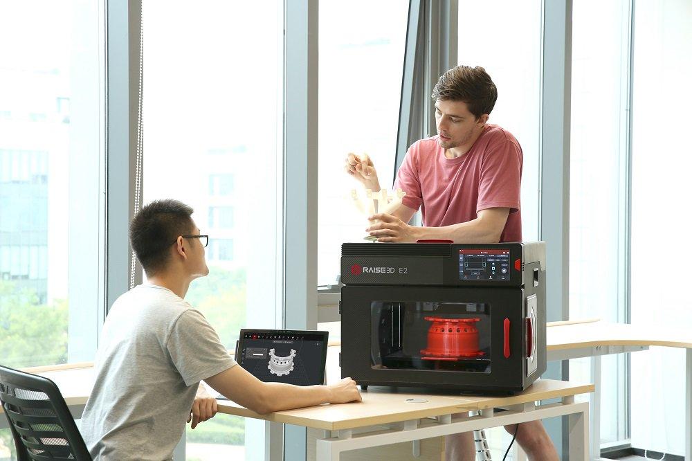 Nov 3D-tiskalnik E2