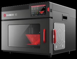 Raise3D napove nov 3D-tiskalnik E2