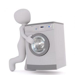 Pralni stroj 3d-tisk
