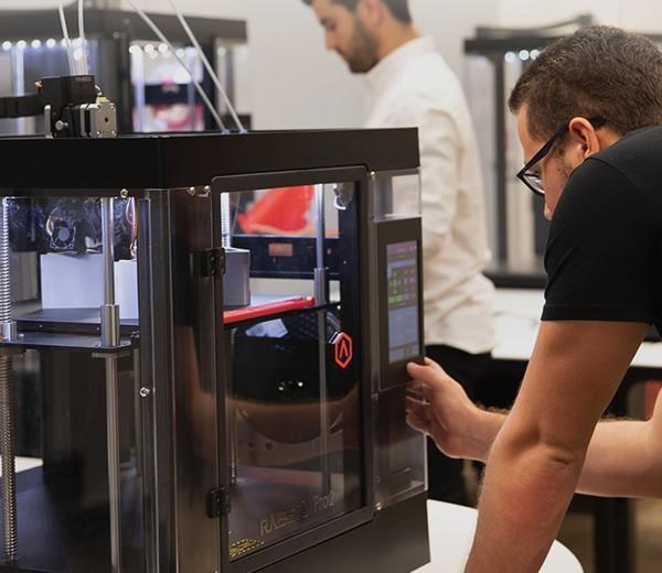 Raise3D Pro 2 3D-tiskalnik