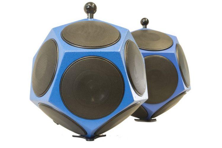 3D-natisnjeni zvočniki