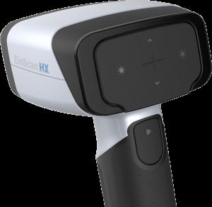 Vsestransko ročni 3D-skener